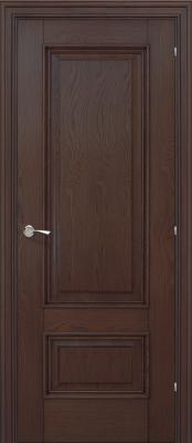 Межкомнатная дверь Халес Ромула 1 Ромула 1 коньячный дуб двери Халес серия Ромула в Минске