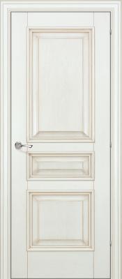 Межкомнатная дверь Халес Ромула 3 Ромула 3 ванильс золотом двери Халес серия Ромула в Минске