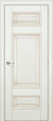 Ромула 4 ваниль с золотом двери Халес серия Ромула в Минске