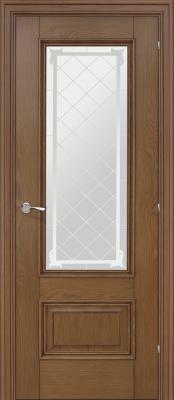 Халес Ромула-1 медовый дуб (сатин) Межкомнатные двери в Минске в Минске
