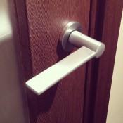 Дверная ручка Colombo TOOL Colombo TOOL матовый хром Дверные ручки Colombo в Минске