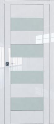 Межкомнатная дверь Profil Doors 46L Profil Doors 46L белый люкс Двери Профиль Дорс серии L в Минске