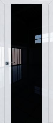 Profil Doors 8L белый люкс/чёрный триплекс