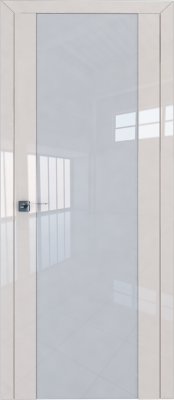 Profil Doors 8L магнолия люкс/белый триплекс