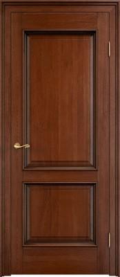 Межкомнатная дверь ПМЦ Д13 багет Dorian Barolo D13 коньяк патина Двери из массив дуба Поставы в Минске