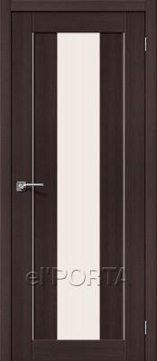 Межкомнатная дверь el'Porta Порта 25 Порта 25 Wenge Veralinga Двери экошпон в Минске