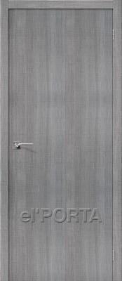Межкомнатная дверь el'Porta Порта 50 Порта 50 Grey Crosscut Межкомнатные двери в Минске