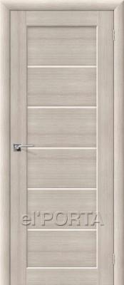 Межкомнатная дверь el'Porta АКВА-2 АКВА-2 Cappuccino Veralinga двери ЭльПорта в Минске