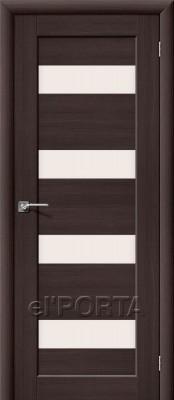 Межкомнатная дверь el'Porta АКВА-3 АКВА-3 Wenge Veralinga двери ЭльПорта в Минске