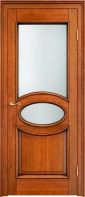 ПМЦ Ол.26 ст. медовый патина Двери из массива ольхи в Минске