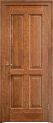 Межкомнатная дверь ПМЦ Ол.15 ПМЦ Ол.15 орех Двери из массива ольхи Поставы в Минске