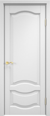 ПМЦ Ол.33 белая эмаль Двери из массива ольхи в Минске