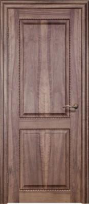 Межкомнатная дверь Green Plant Оптима ПГ Green Plant Оптима европейский орех Двери шпонированные Green Plant в Минске