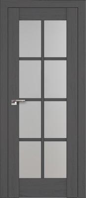 Profil Doors 101X пекан тёмный/стекло мателюкс