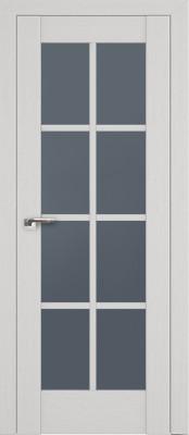 Profil Doors 101X пекан белый/стекло графит