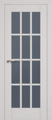 Profil Doors 102X пекан белый/стекло графит