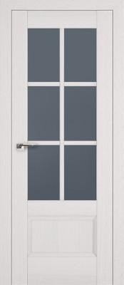 Profil Doors 103X пекан белый/стекло графит