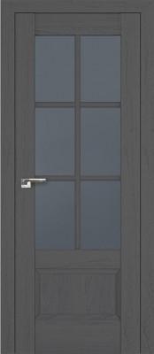 Profil Doors 103X пекан тёмный/стекло графит