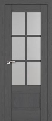 Profil Doors 103X пекан тёмный/стекло мателюкс