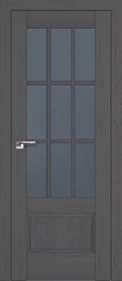 Profil Doors 104X пекан тёмный/стекло графит