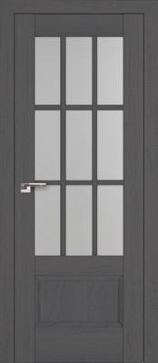 Profil Doors 104X пекан тёмный/стекло мателюкс