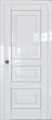 Межкомнатная дверь Profil Doors 25L Profil Doors 25L белый люкс Двери Профиль Дорс серии L в Минске