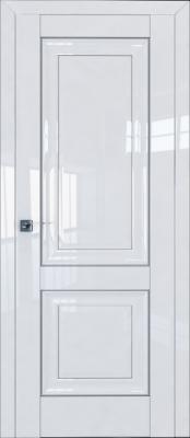 Межкомнатная дверь Profil Doors 27L Profil Doors 27L белый люкс Двери Профиль Дорс серии L в Минске