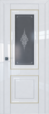 Profil Doors 28L белый люкс Двери Профиль Дорс серии L в Минске