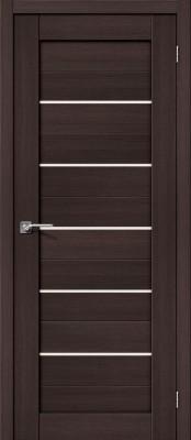 Portas S22 орех шоколад Межкомнатные двери в Минске