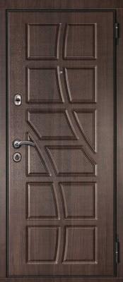 Входная металлическая дверь МетаЛюкс М20 МетаЛюкс М20 (наружная сторона) входные двери Металюкс в Минске