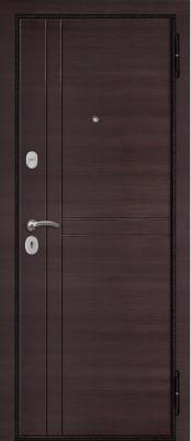 Входная металлическая дверь МетаЛюкс М32 МетаЛюкс М32 (наружная сторона) ООО КапиталСтройГрупп в Минске