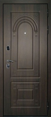 Дверной Континент Флоренция (наружная сторона) Входные металлические двери Дверной Континент в Минске