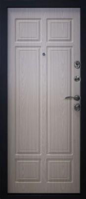 Входная металлическая дверь ДК Консул Дверной Континент Консул (внутренняя сторона) Входные металлические двери Дверной Континент в Минске