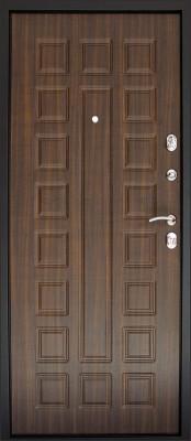 Входная металлическая дверь ДК Сити Дверной Континент Сити (внутренняя сторона) Входные металлические двери Дверной Континент в Минске