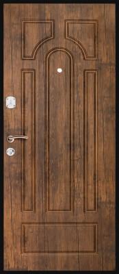 Входная металлическая дверь Титан Триумф  Титан Триумф (внутренняя сторона) Входные двери Титан в Минске
