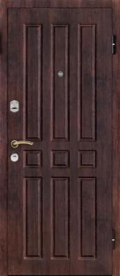 Титан Престиж (наружная сторона) Входные двери Титан в Минске