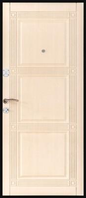 Входная металлическая дверь Титан Бергамо Титан Бергамо (внутренняя сторона) Входные металлические двери в Минске