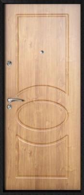 Входная металлическая дверь Титан Бостон Титан Бостон (внутренняя сторона) Входные металлические двери в Минске