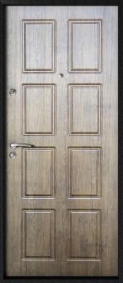 Входная металлическая дверь Титан Лондон Титан Лондон (внутренняя сторона) Входные металлические двери в Минске