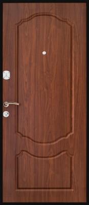 Входная металлическая дверь Титан Элегант Титан Элегант (внутренняя сторона) Входные металлические двери в Минске