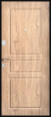 Входная металлическая дверь Титан Ницца Титан Ницца (внутренняя сторона) Входные металлические двери в Минске