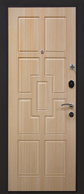 Входная металлическая дверь Титан Тренд Титан Тренд (внутренняя сторона) Входные двери Титан в Минске