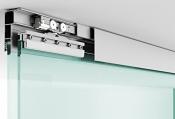 Terno Scorrevoli Vetro 24 раздвижные системы для стеклянных дверей в Минске