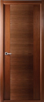 Межкомнатная дверь Belwooddoors Авангард Belwooddoors Авангард орех Шпонированные межкомнатные двери  в Минске