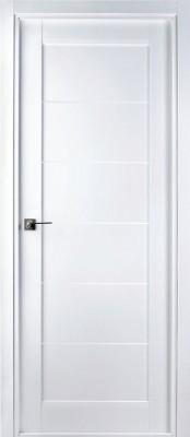 Белвуддорс Мирелла белый глянец Двери экошпон Belwooddoors в Минске