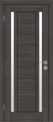 Межкомнатная дверь Исток МИКС-6 Исток Микс-6 венге мелинга Двери Исток Дорс экошпон в Минске