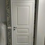 Межкомнатная дверь Халес АЛИКАНТЕ C Аликанте C цвет Ral 9003 Двери МДФ Халес в Минске