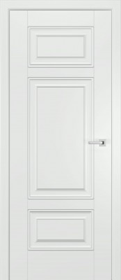 Алинканте E Ral9003 Двери эмалевые Халес в Минске