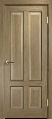 Межкомнатная дверь ПМЦ M15 ПГ ПМЦ М15 мох/патина орех Межкомнатные двери из массива в Минске