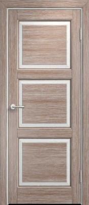 ПМЦ М17 белый грунт/патина орех Межкомнатные двери из массива в Минске